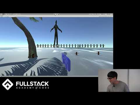 Stackathon Presentation: Zombie Shooting Game