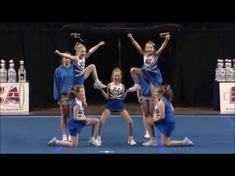 Cheervision Yorkshire Stunts : Youth Level 1, Junior Level 2, Junior Level 3!