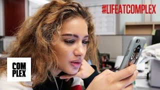 USING SOCIAL MEDIA TO FINESSE EVERYTHING | #LIFEATCOMPLEX