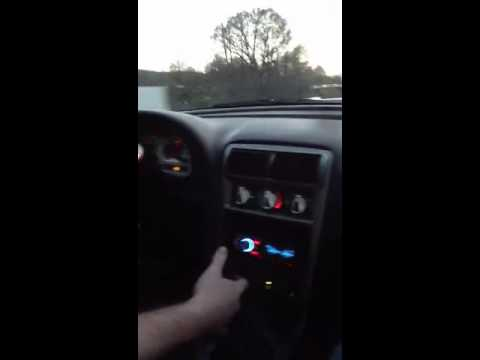 Fast supercharged mustang Saleen 0 to100