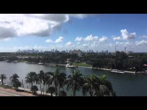Beautiful time-lapse video of South Miami