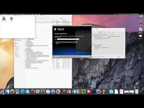 Get Apple iWork on older Macs for free (no piracy)