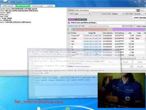 How to Unbrick QComm 9008 LG D325 D380 Using SDCard