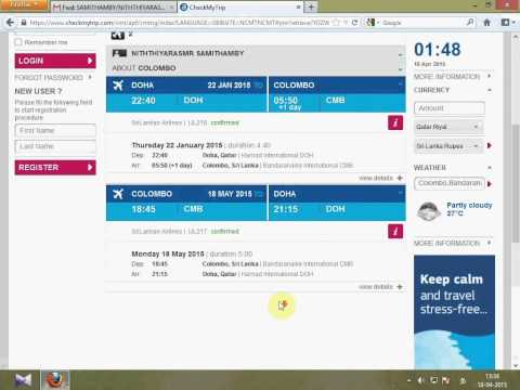 How to confirm airline tickets in amadeus