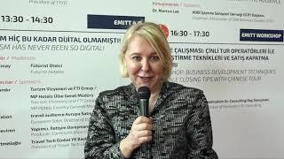 Ufuk Tarhan - Fütürist, Ekonomist, T-İnsan ve Dijital Ajans Başkanı