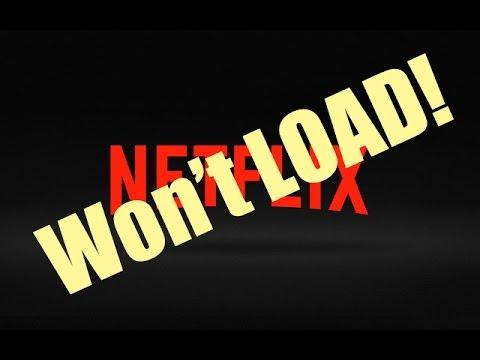 Netflix App won't load on my iPad - Let Me Fix IT