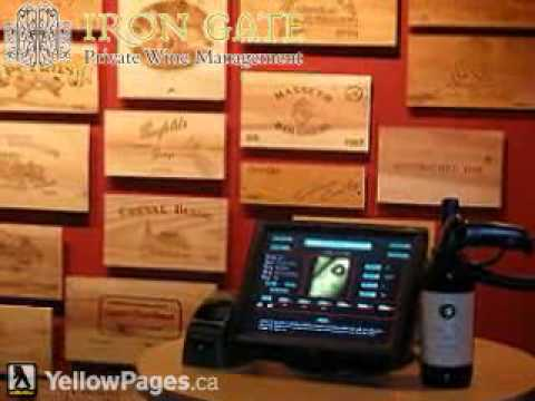 Iron Gate - Private Wine Management - Toronto
