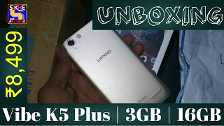 Lenovo Vibe K5 Plus Budget Smartphone Unboxing & Review | 3GB | 16GB |