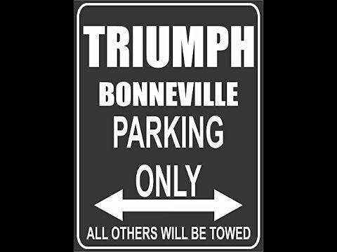 New Bike Reveal - Which Bonneville?
