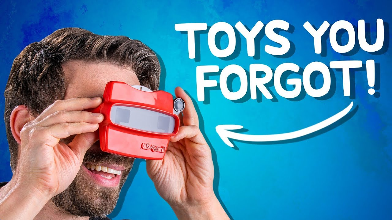 12 Awesome Toys You Totally Forgot About