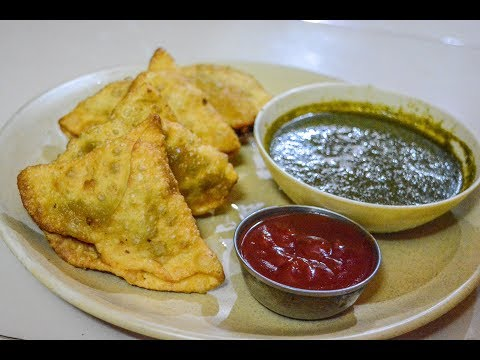 Samosa Recipe | MAHARASHTRIAN RECIPES | MARATHI RECIPES