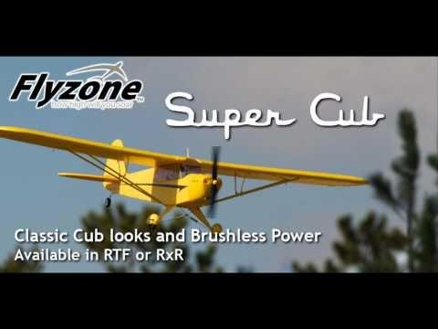 Flyzone Select Scale Super Cub