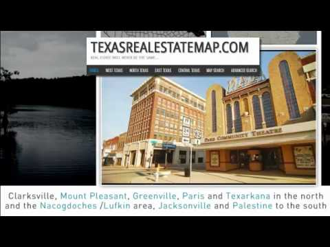 East Texas Real Estate