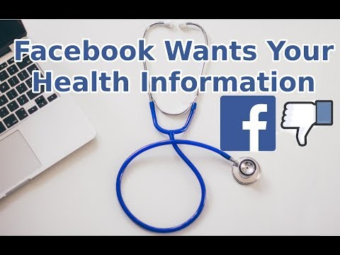 Facebook Wants your Health Information, and There's Not Much You Can Do About It
