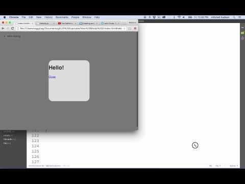 3 Daily JavaScript Modal Dialog