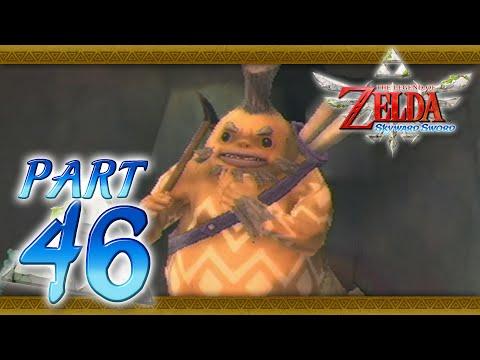 The Legend of Zelda: Skyward Sword - Part 46 - Lanayru Sand Sea