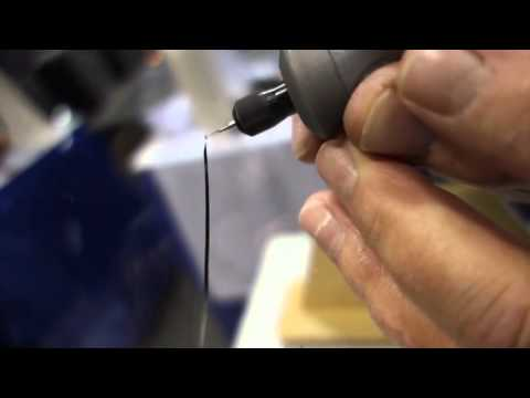 How to Properly Drill into a Windshield Chip for Repair