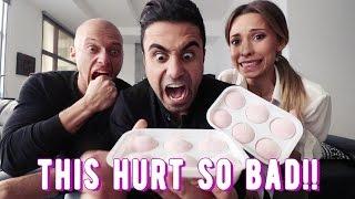 THIS HURT SO BAD!! (Challenge)