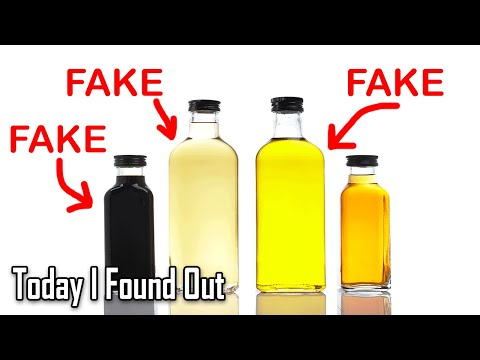 """The Difference Between """"Regular"""", Virgin and Extra Virgin Olive Oils"""