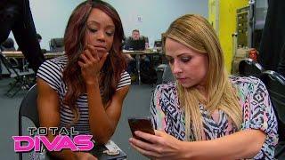 The Divas discuss Eva Marie's training: Total Divas Preview Clip, August 18, 2015
