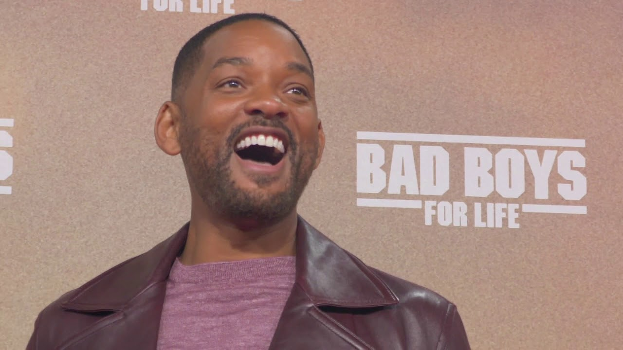 """""""Bad Boys for Life"""" Red Carpet & arrivals  Berlin Germany!"""