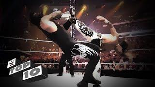 Top 10 Kicks of WWE