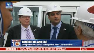 Dangote Builds World Class Refinery In Lagos