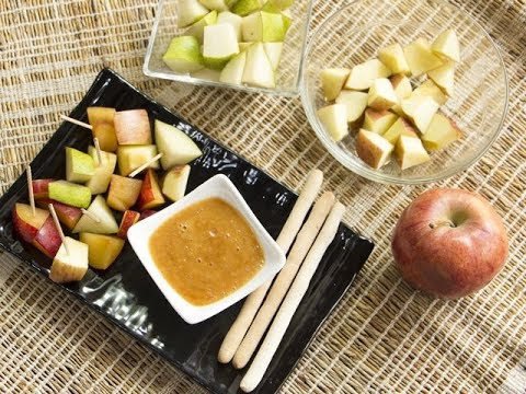Salted Caramel Fondue/ How to make Salted Caramel fondue