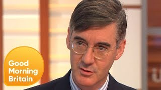 Jacob Rees-Mogg Says That He Opposes Abortion and Same-Sex Marriage | Good Morning Britain
