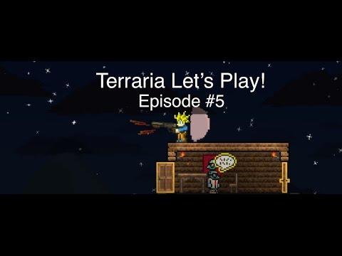 Terraria Episode #5 Cobalt, Mythril And Adamantite!