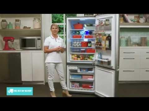 Westinghouse WBE4504SARH 450L Bottom Mount Fridge Overview - Appliances Online