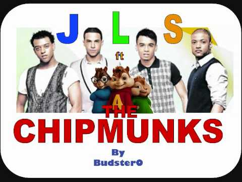 Budster0's Club is Alive - JLS ft The Chipmunks