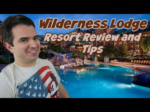 Wilderness Lodge Resort Review and Tips 🦌