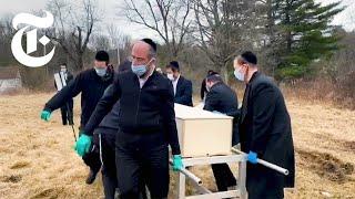 How Coronavirus is Upending Ultra-Orthodox Jewish Traditions   NYT News