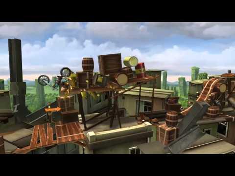 Trials Frontier   Launch trailer Android EN