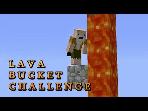 Lava Bucket Challenge - Con Pacheco Cara Floja - ALS