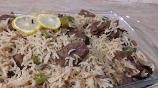 Yakhni pulao | Mutton pulao - By Cook in Style