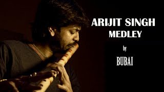Arijit Singh Medley on Flute   Bubai