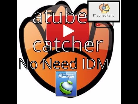 atubecatcher installation and configuration .