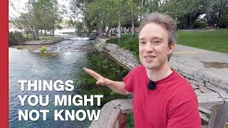 What Counts As The World's Shortest River?