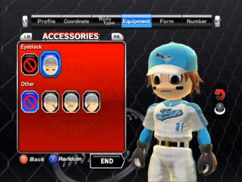 Little League World Series Baseball 2010 - Team Creation