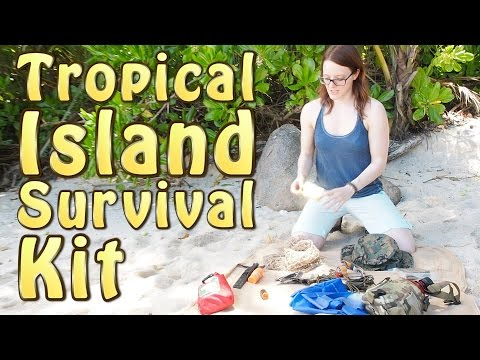 Survival Kit For Tropical Islands - Tropical Island Part 3 of 14