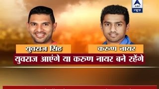 Yuvraj Singh may play in the team again in series against England