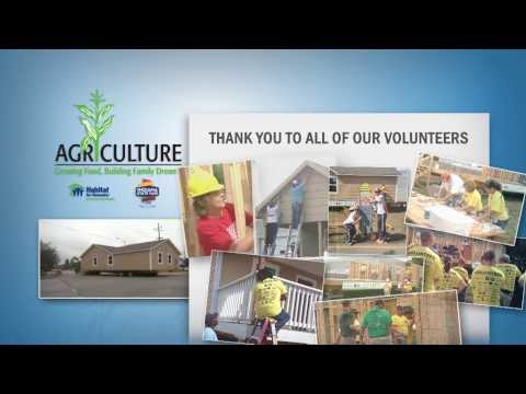 Habitat for Humanity of Greater Indianapolis Ag House 2013 - Indiana State Fair
