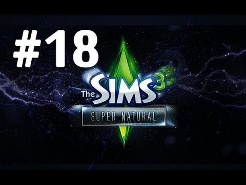 Let's Play: The Sims 3 Supernatural - [Part 18] - Enhanced Garden