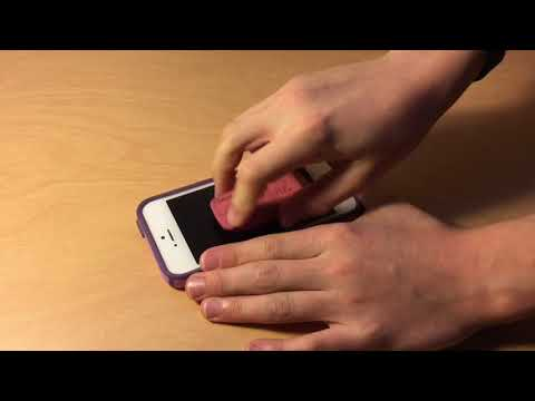 How To Get Rid Of Finger Prints off of Your Phone