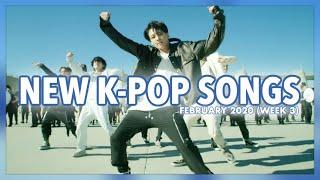 New K Pop Songs February 2020 Week 3