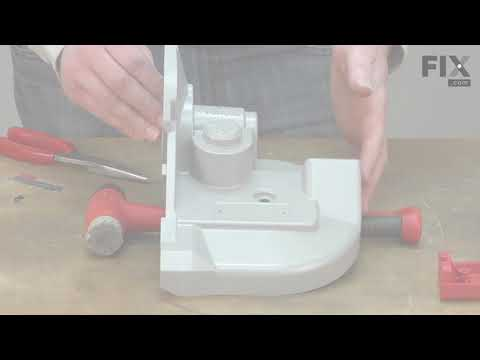 Milwaukee Bandsaw Repair - How to Replace the Gear Case