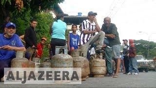 Venezuela faces food and medical supply shortage
