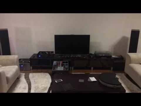 Diy Pcm1704 dac sound test